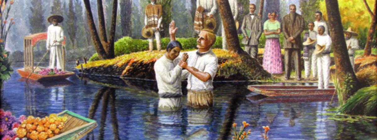 Históricos de la Iglesia en México