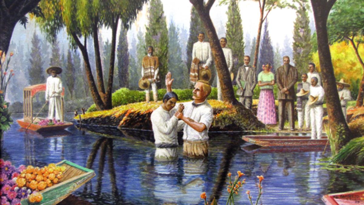 Historia de la Iglesia en México
