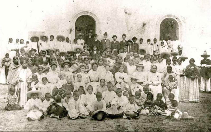 pioneros de Mexico