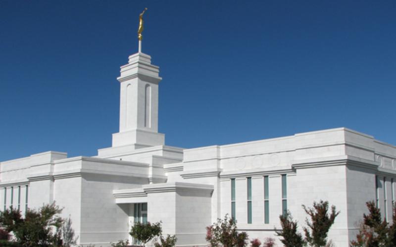 Templo Colonia Juárez
