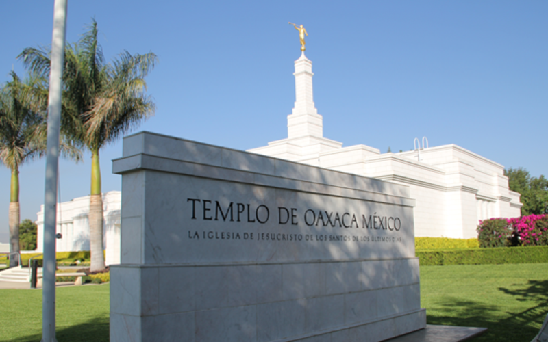 Templo Oaxaca