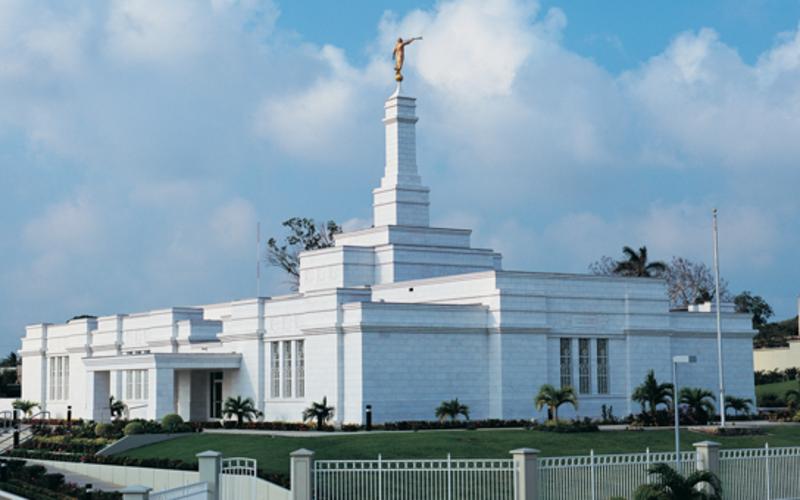 Templo Tampico