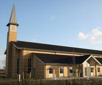 Kerkgebouw zoetermeer