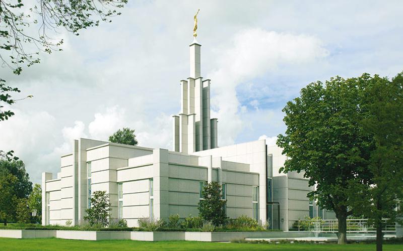 Den Haag tempel
