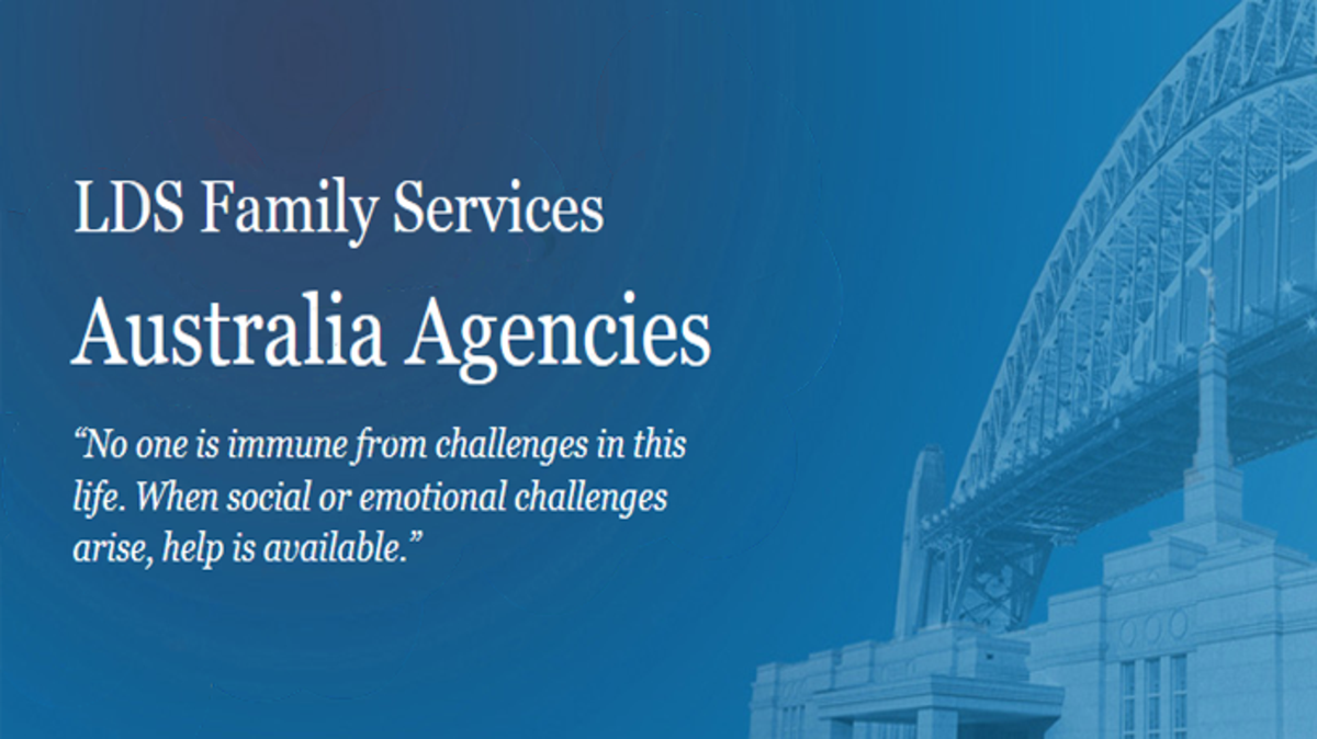 LDS Family Services - Contact Us
