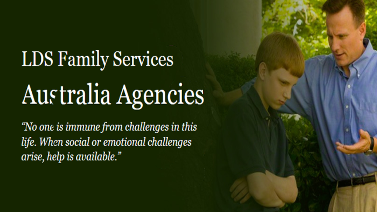 LDS Family Services - Ordering Resources