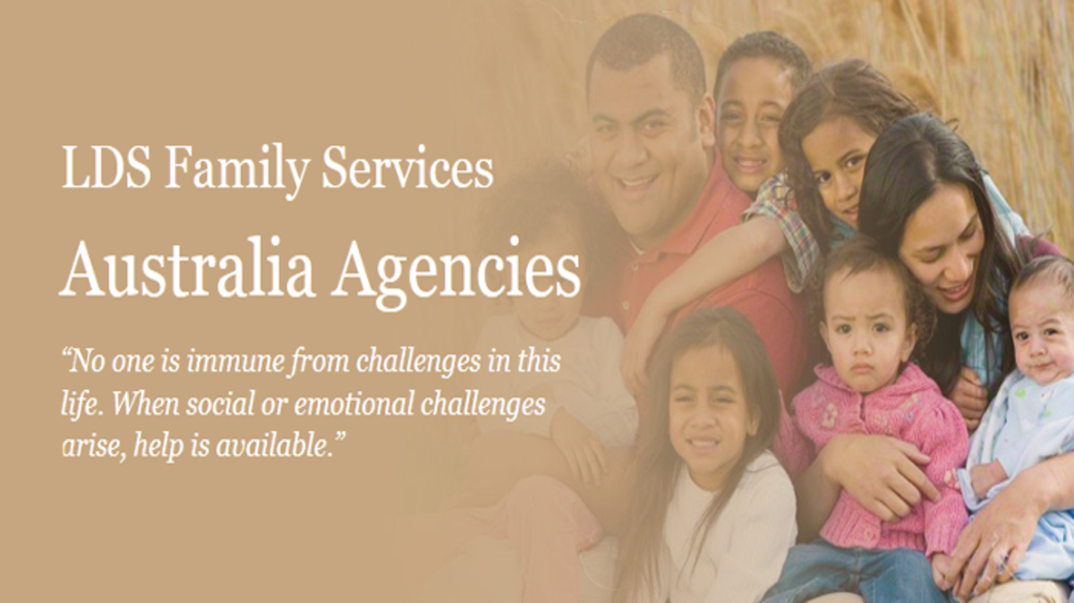 LDS Family Services - Services Provided