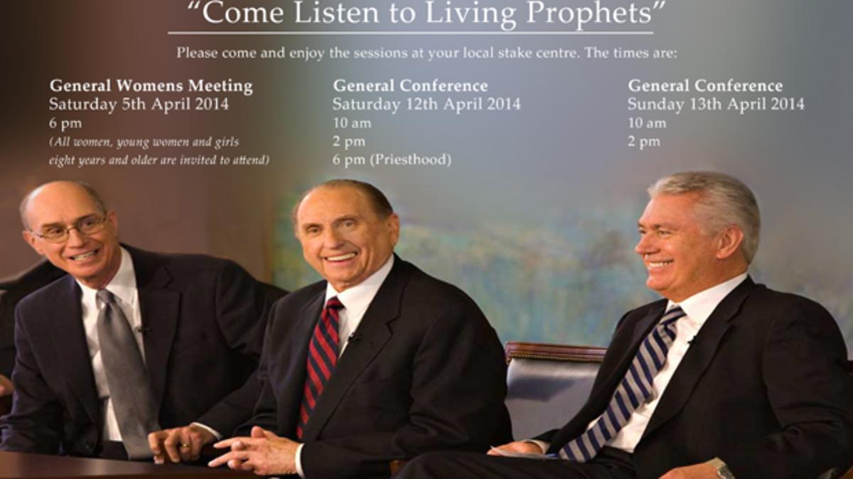 General Conference April 2014