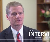 Interview with Elder Bednar