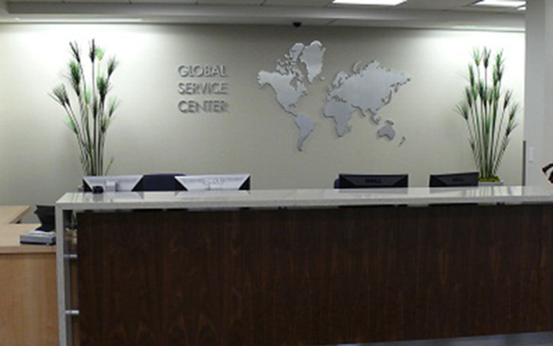Global Service Centre