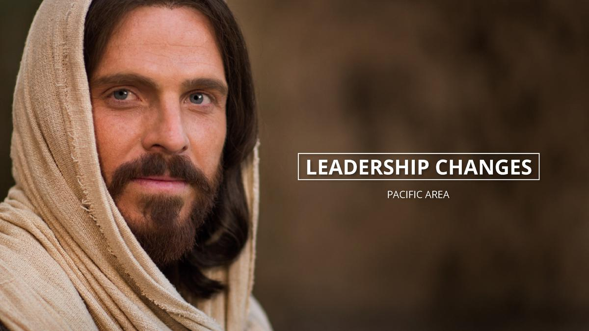 Leadership changes in the Pacific Area for the month of July 2016