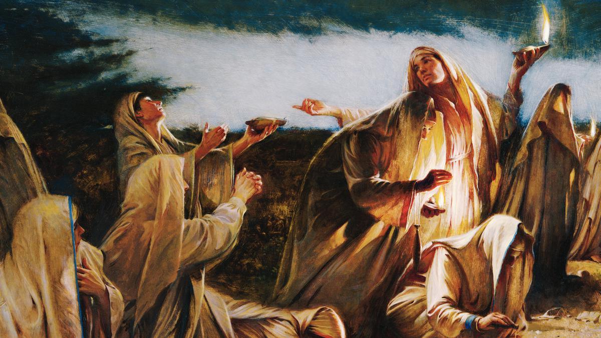 Establish the Church through Your Individual Conversion