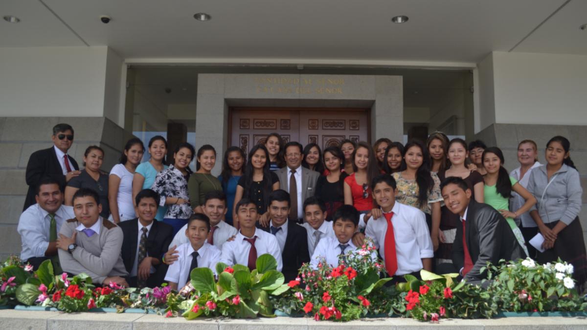 Jóvenes al Rescate de sus Antepasados
