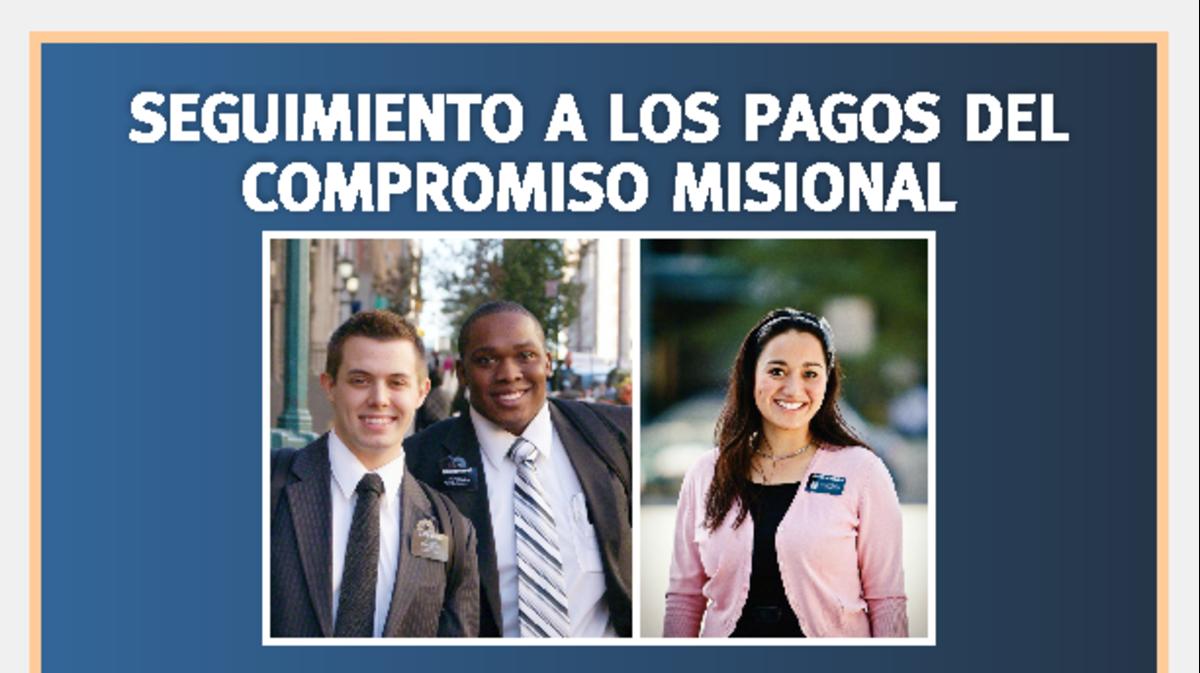 Un plan para ayudar a los miembros apoyar a sus misioneros financieramente
