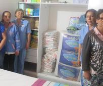 La fundación AMADEHU recibió una donación de La Iglesia de Jesucristo de los Santos de los Últimos Días