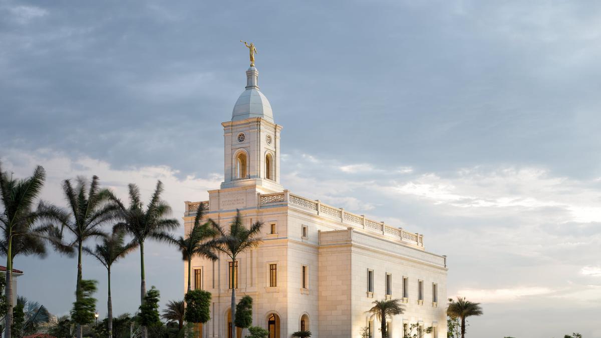 El templo SUD de Barranquilla, Colombia