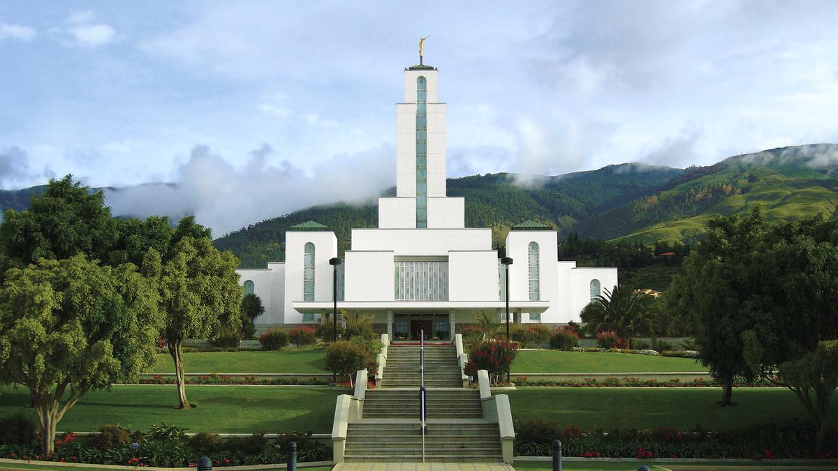 Templo SUD de Cochabamba, Bolivia