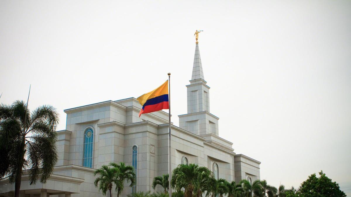 Templo SUD de Guayquil, Ecuador