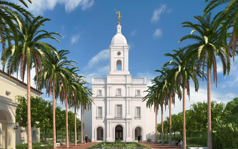 Templo SUD de Barranquilla, Colombia