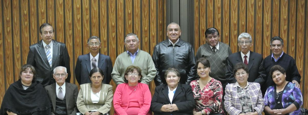 Pioneros de la Iglesia de Bolivia