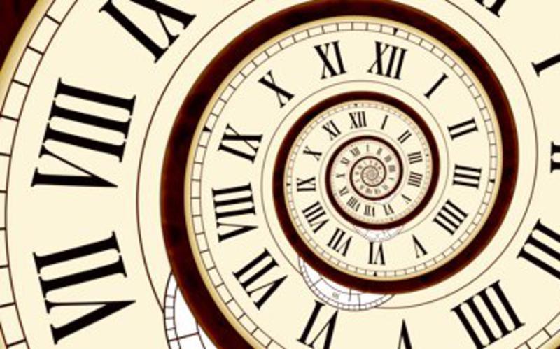 Representación gráfica de tiempo