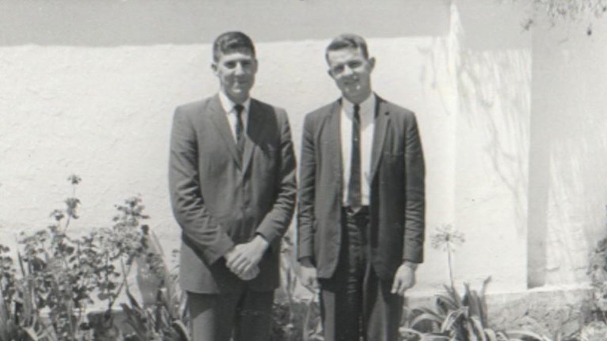 Los primeros misioneros en Ecuador