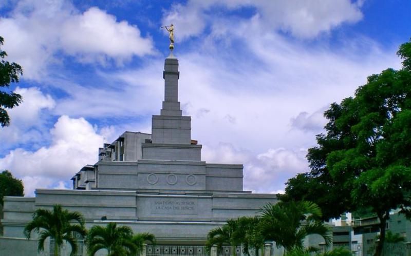Templo de Caracas