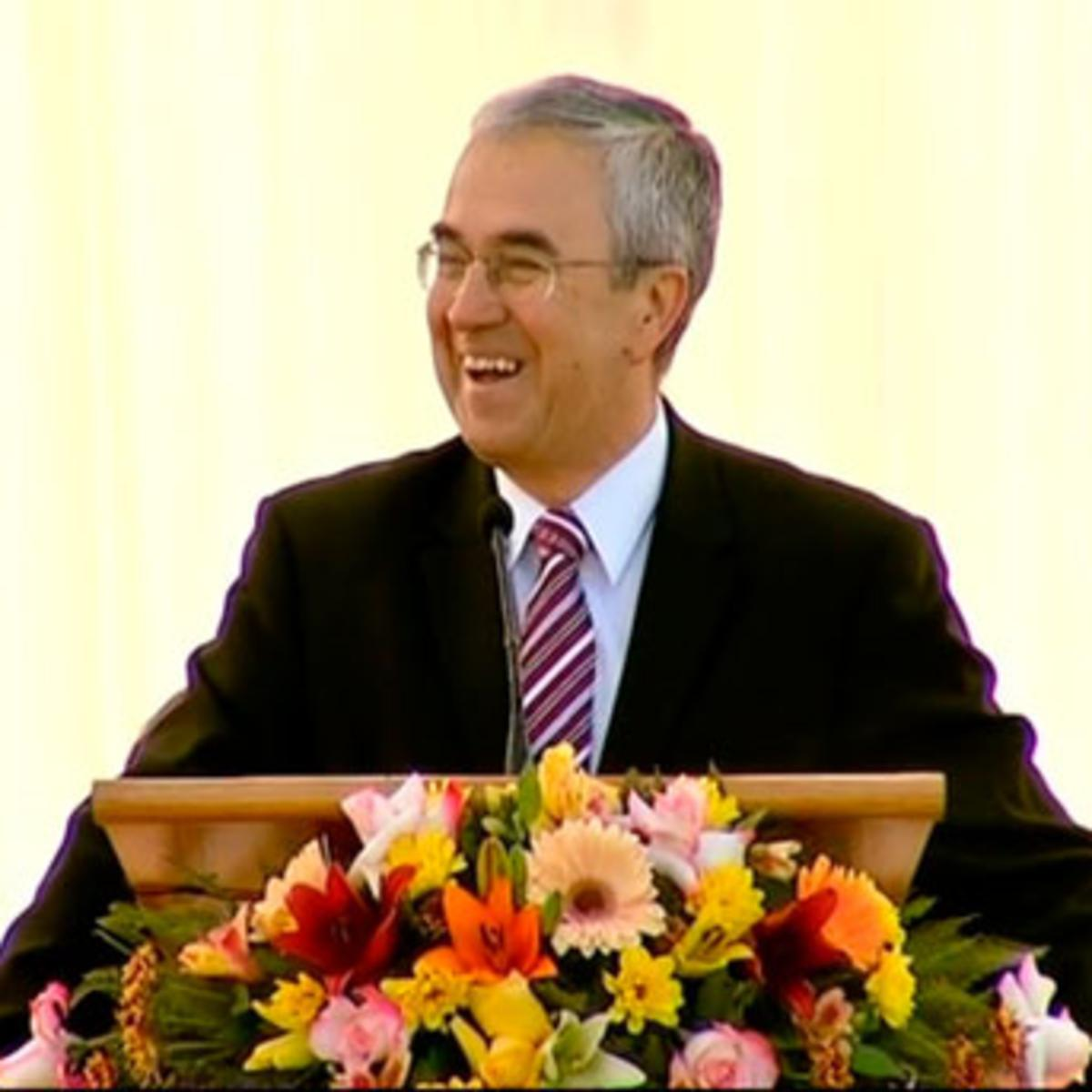 Elder Walter Gonzalez