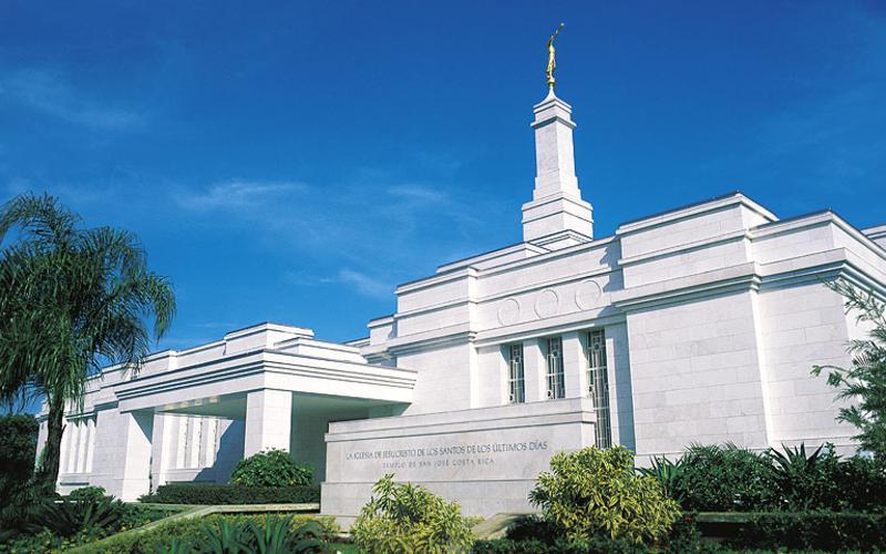 Templo Costa Rica