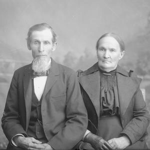 Circa 1901. Priscilla Evans began keeping the minute book for one of the districts in the newly established Spanish Fork Relief Society (1857). Photograph by George Edward Anderson. (Courtesy L. Tom Perry Special Collections, Harold B. Lee Library, Brigham Young University, Provo, UT.)