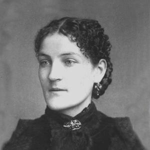 Jane Walton and her husband, Charles, were members of the harrowing Hole-in-the-Rock expedition in southeastern Utah. She was Relief Society president of the San Juan Stake. (Courtesy Mike King, via commons.wikimedia.org.)