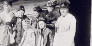 Emmeline B. Wells, Silent Film Footage