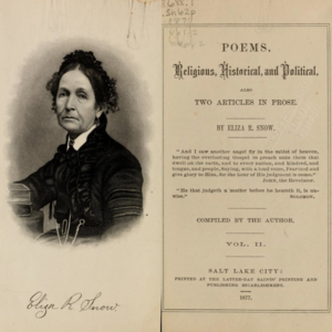 <i>Poems, Religious, Historical, and Political. Also Two Articles in Prose</i>