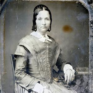 Daguerreotype, circa 1850s–1860s. (PH 100, Church History Library, Salt Lake City.)