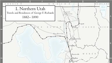 1882–1890 Map