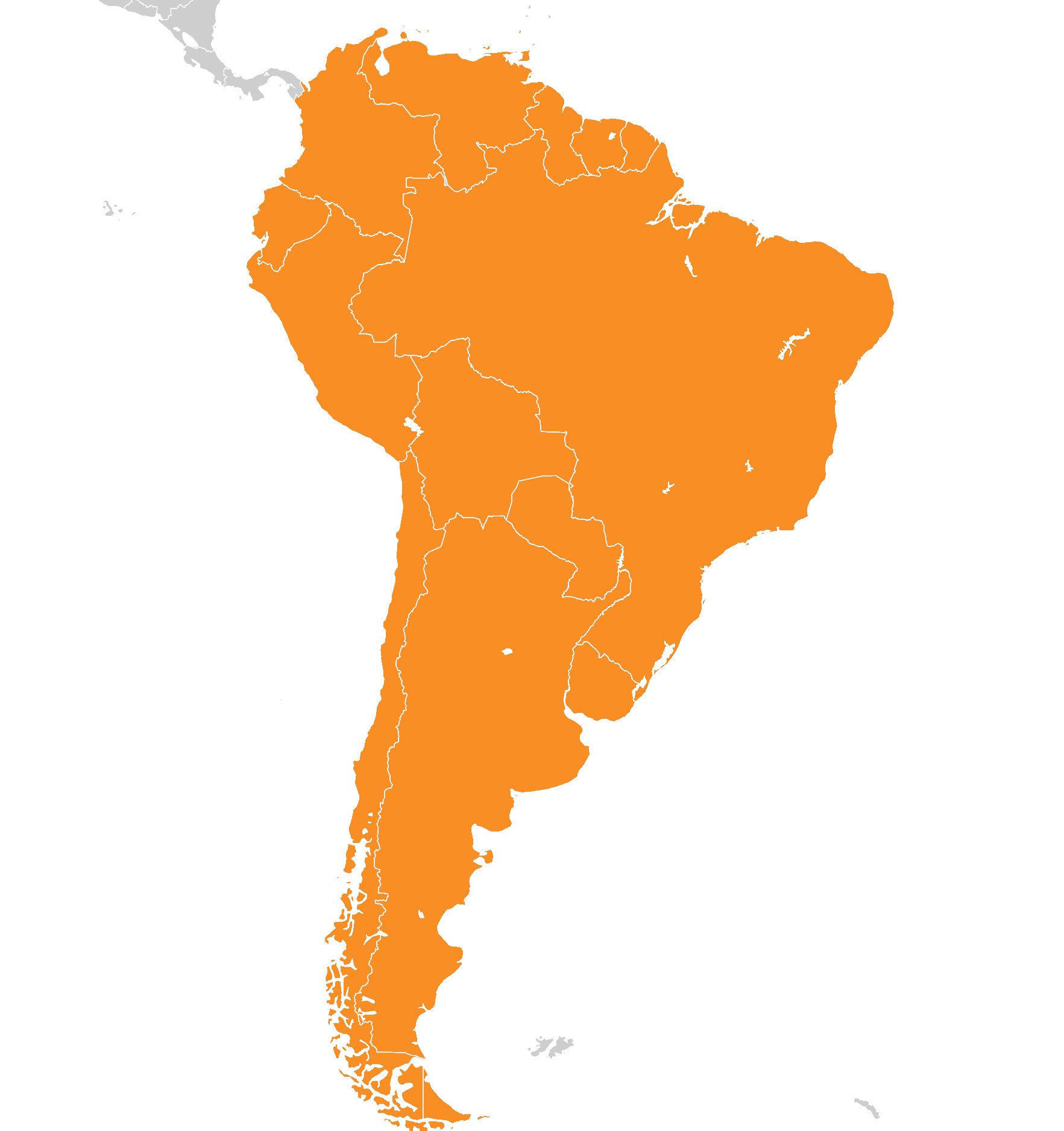 South American