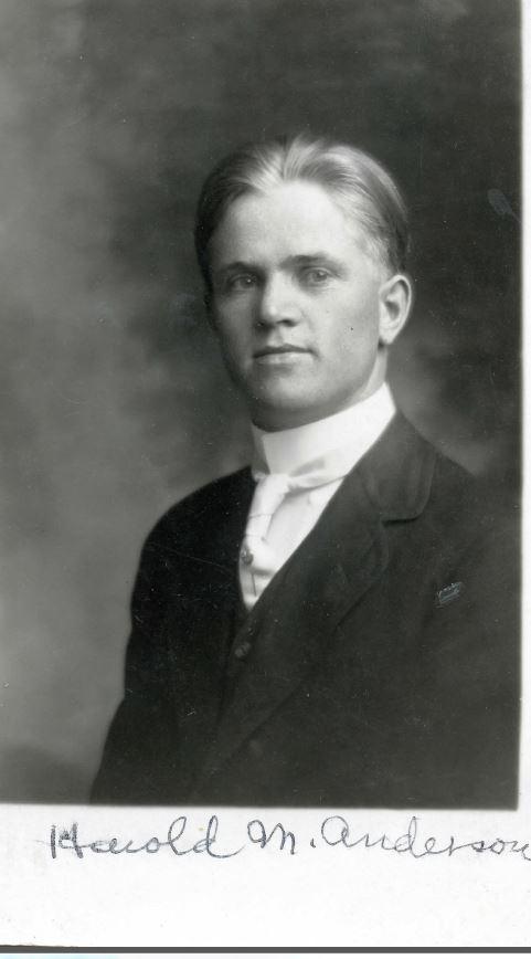Anderson, Harold Moroni