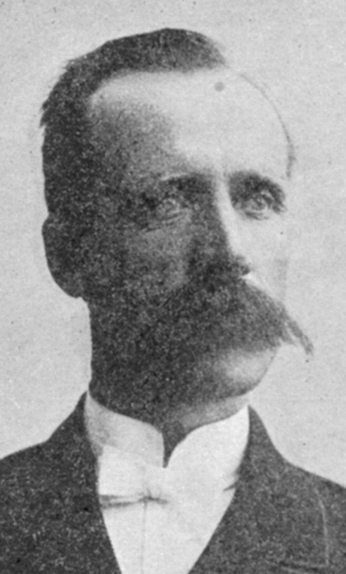 Ahlander, Anders Fredrick