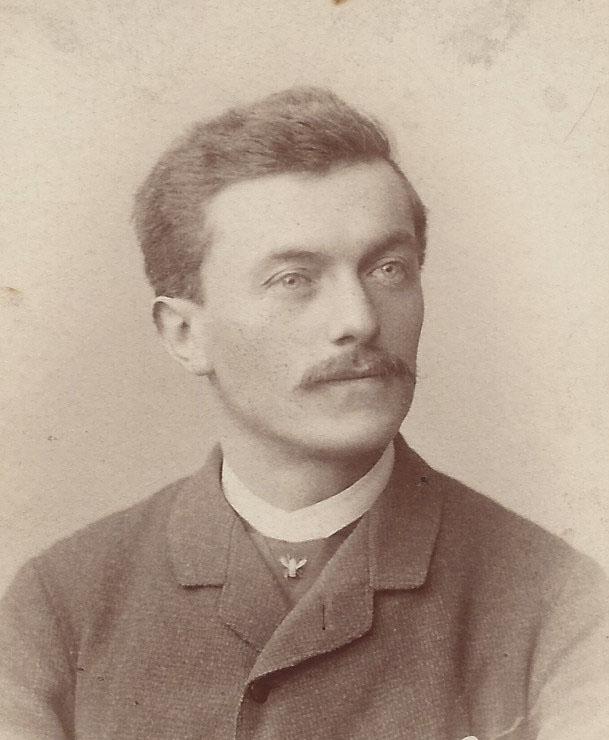 Aebischer, Charles Henry