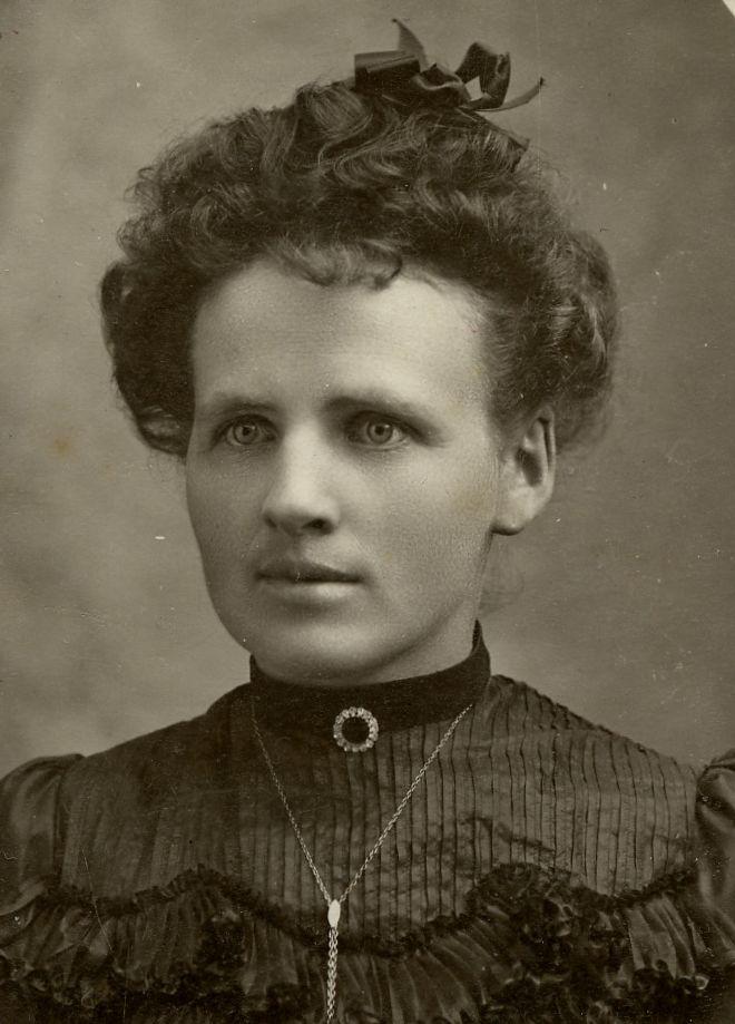 Anderson, Christina Theresa
