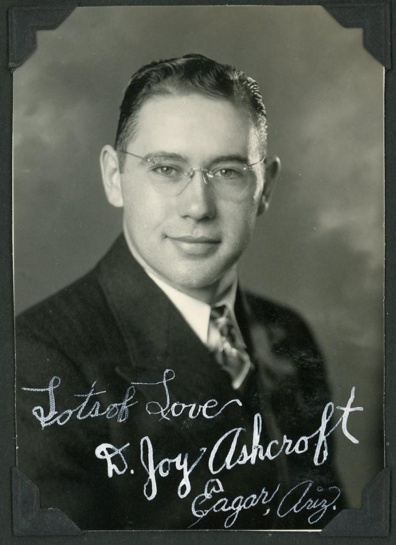 Ashcroft, Dudley Joy