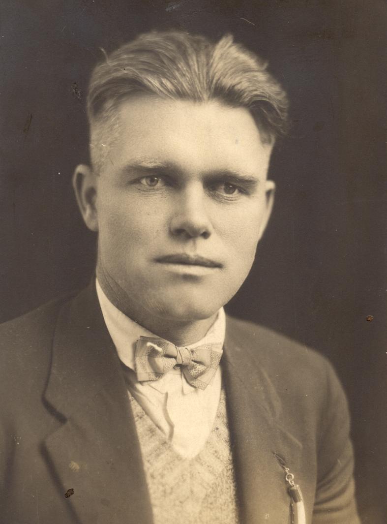 Anderson, Ezra Hansen