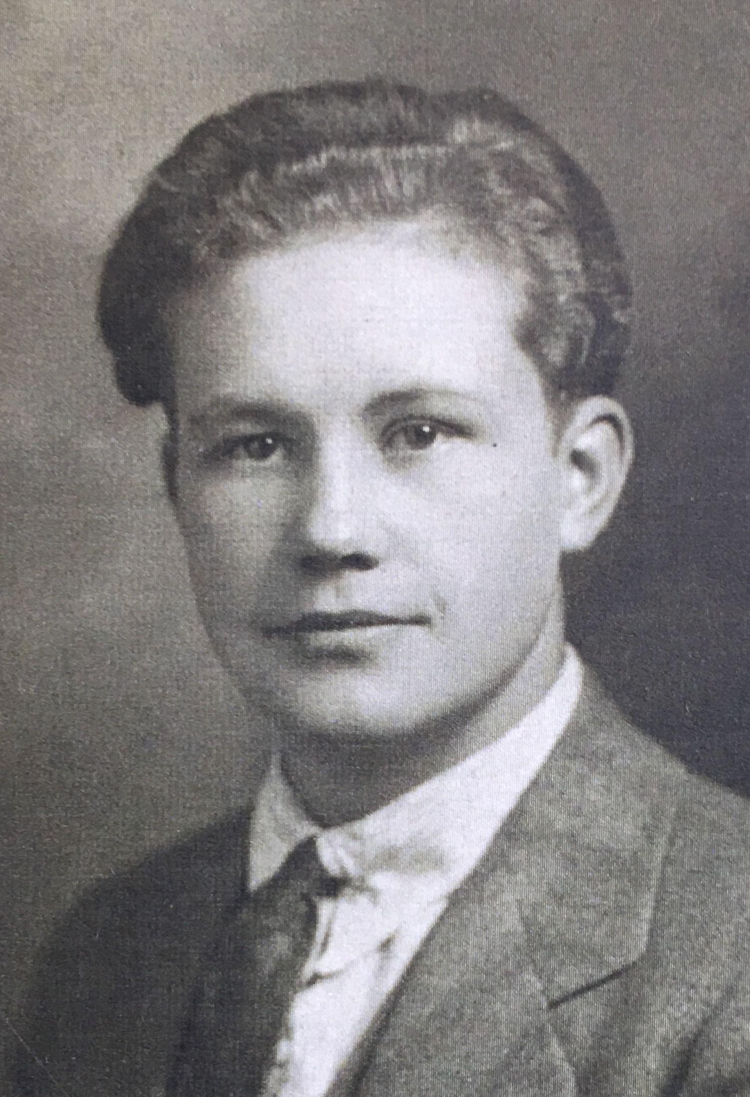 Anderson, Frank Raymond