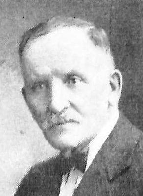 Allen, George Clark