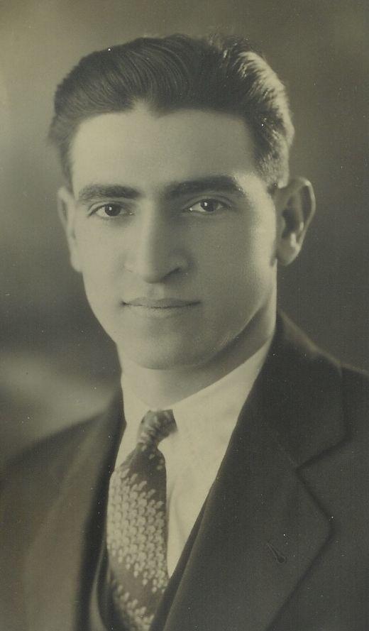 Aposhian, George Zadik
