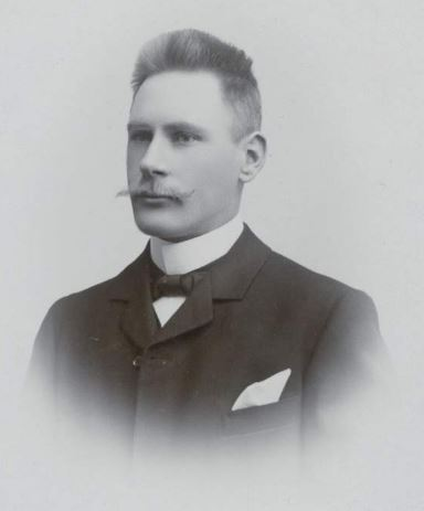 Andersson, Gustave