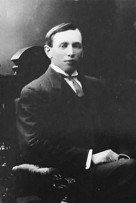 Anderson, Gustaf Teodor