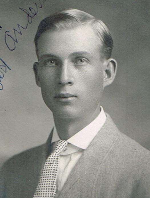 Anderson, Herbert Peter