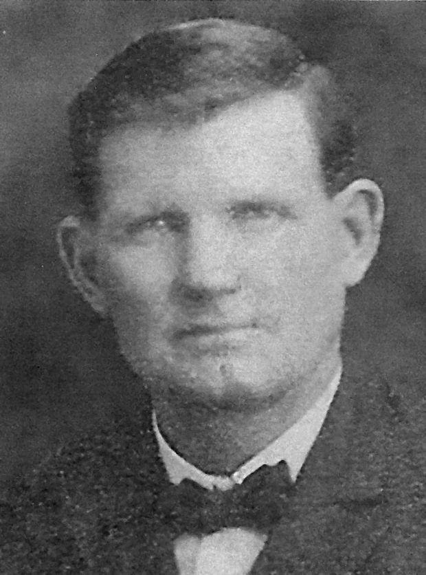 Adams, John Ernest