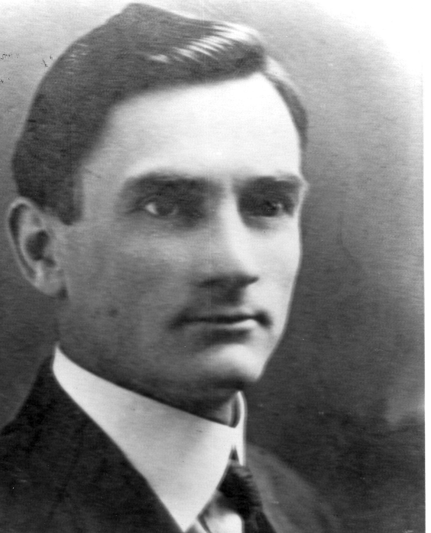 Arrington, John William Benjamin